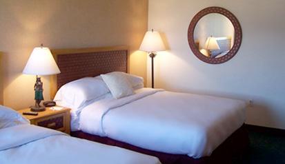 Casablanca hotel room